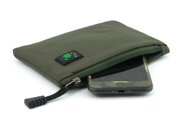 Thinking Anglers - Small Zip Pouch 1