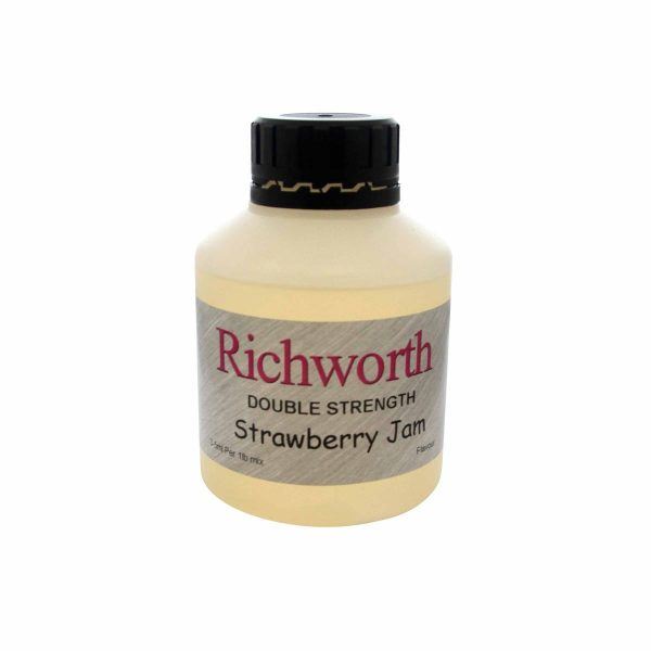 Richworth - Impact Boilie Dip Strawberry Jam 130ml 1