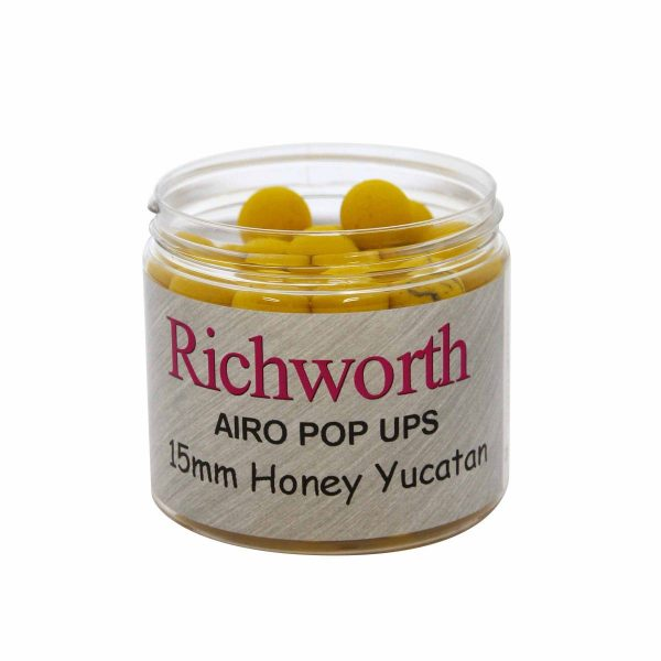 Richworth - Honey Yucatan Pop Ups 15mm 1