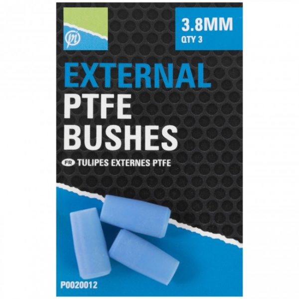 Preston PTFE 3.2mm Bushes 1