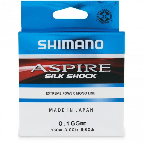 Aspire Silk Shock 0.165mm 50m 1