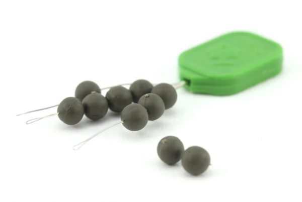 Thinking Anglers - Round Beads 5mm Green 1