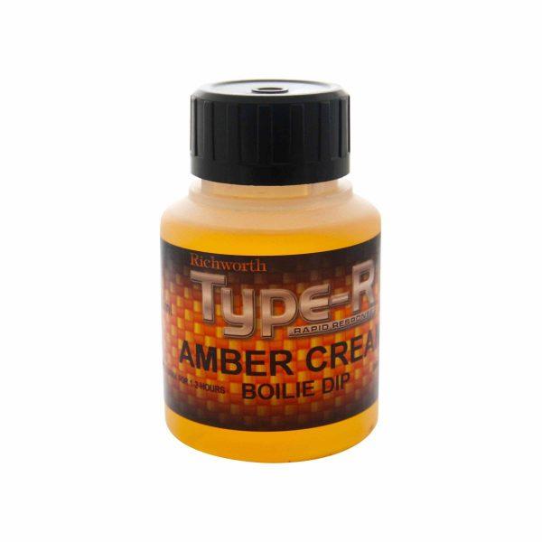 Richworth - Type-R Amber Cream Boilie Dip 130ml 1