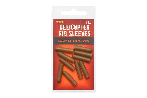 ESP Helicopter Rig Sleeves - Choddy Silt 1