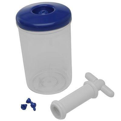 Band-It Pellet Pump 1