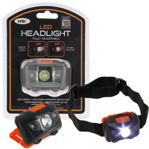 NGT LED Headlight 1