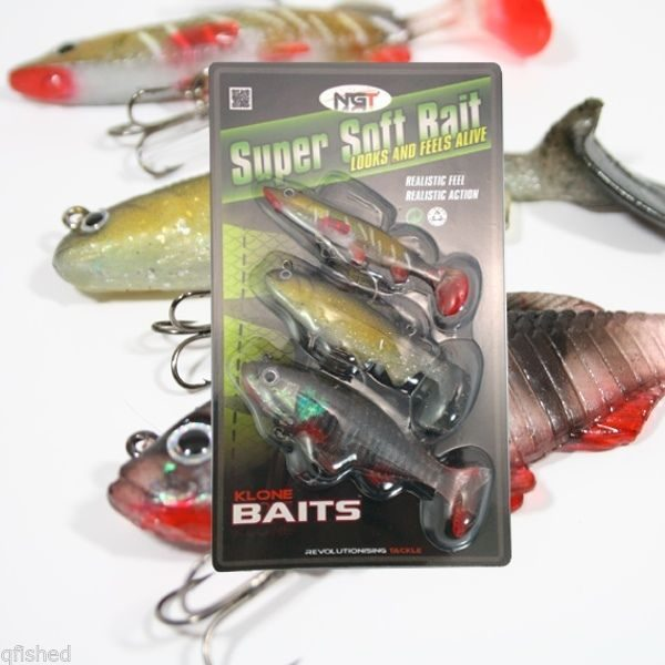 NGT Super Soft Bait 1