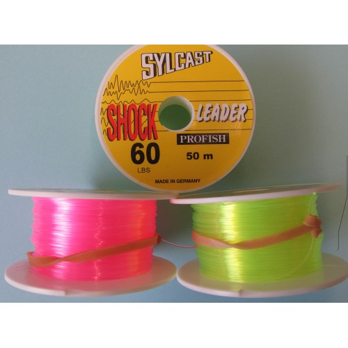 Sylcast Shock Leader 60lbs 1