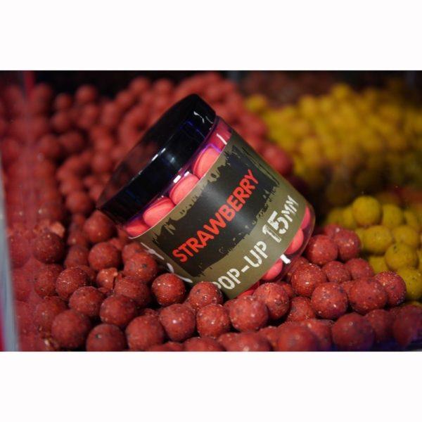 Shimano - TX1 Strawberry Pop-Up - Fluoro Red 1