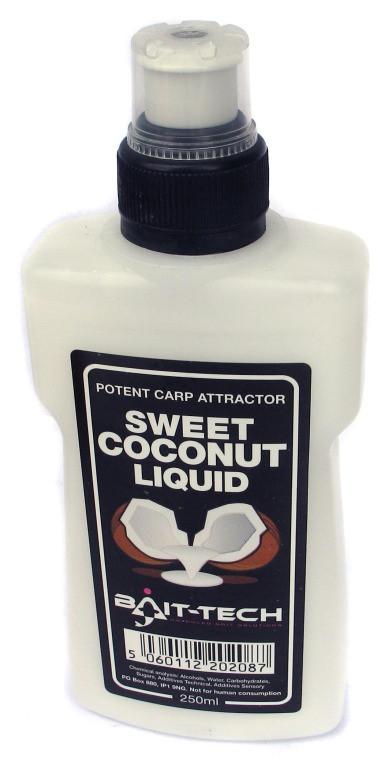 Bait-Tech Sweet Coconut Liquid 1