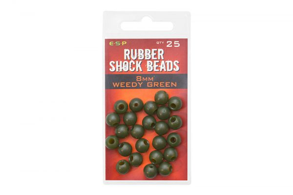 ESP - Rubber Shock Beads 8mm 1