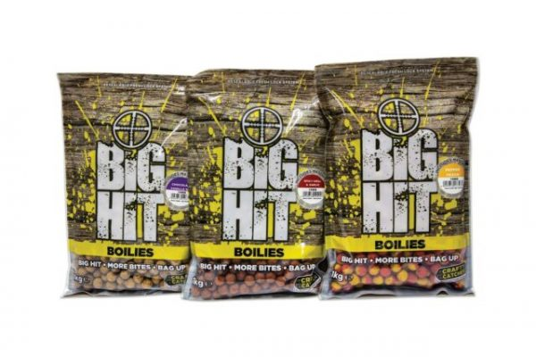 Crafty Catchers - Big Hit Boilies 15mm 1kg 1