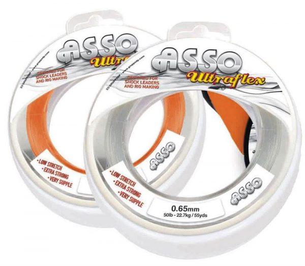 Asso - Ultraflex Shock leaders 1