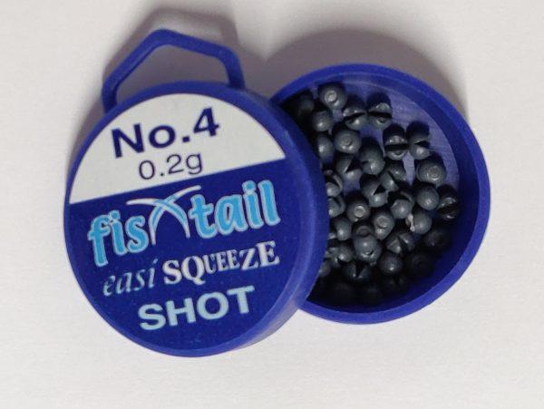 Fishtail - Easi Squeeze Shot Refills 1