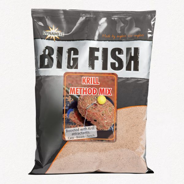 Dynamite - Big Fish Range Groundbait 1