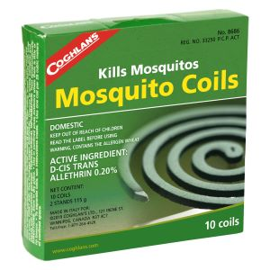 Coghlans - Mosquito Coils x 10 1