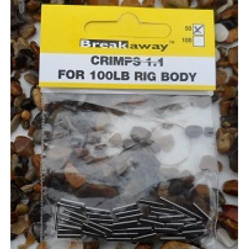 Breakaway - Crimps 1.1 for 100lb Rig Body 1