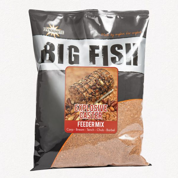 Dynamite - Big Fish Range Groundbait 4