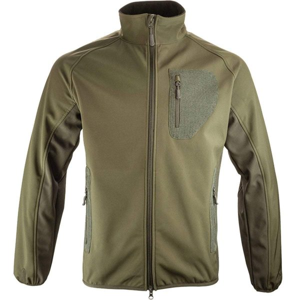 Jack Pyke - Weardale Soft Shell Jacket Green 1