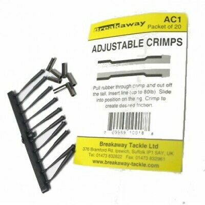 Breakaway - Adjustable Crimps 1