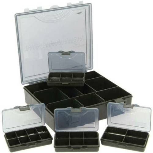 NGT - Small Storage Box System with 4 Bit Boxes 1