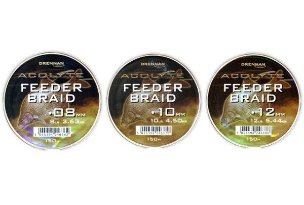 Drennan - Acolyte Feed Braid 1