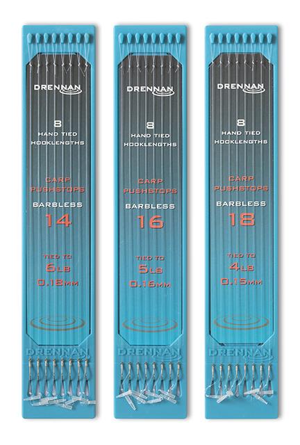 Drennan - Hook Plate System Carp Pushstops 1