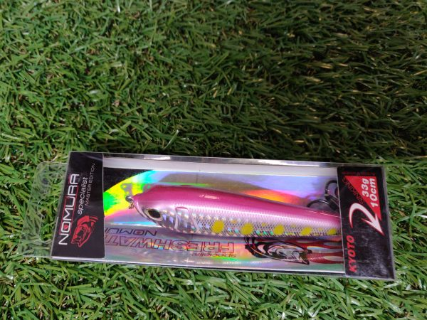 Nomura - Kyoto 33g 10cm Pink 1
