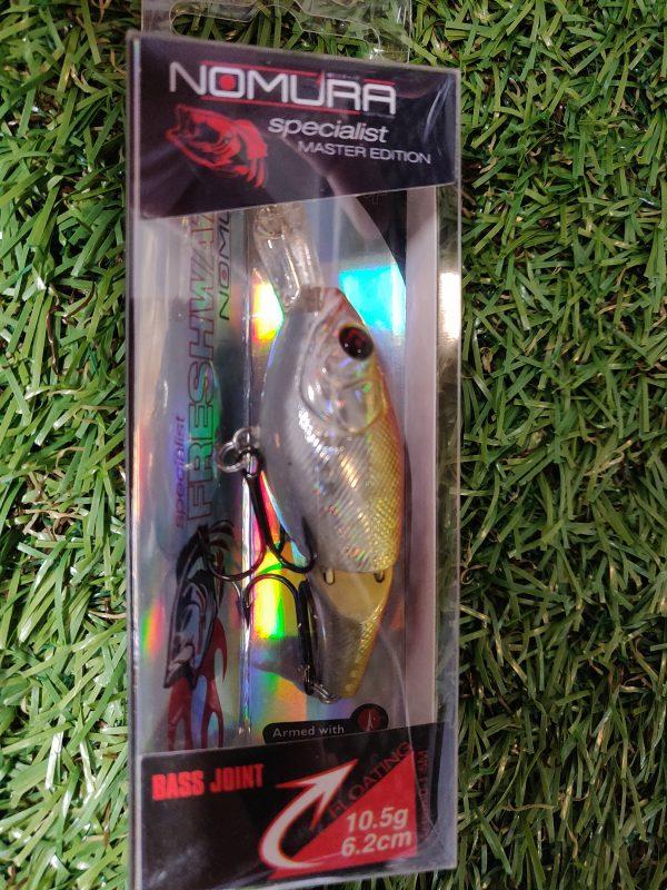 Nomura - Bass Joint Red 10.5g 6.2cm 1