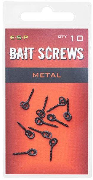 ESP Bait Screws - Metal x 10 1