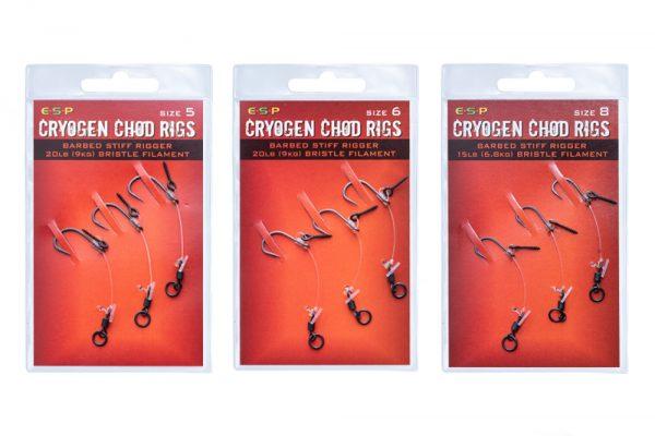 ESP Cryogen Chod Rigs 1