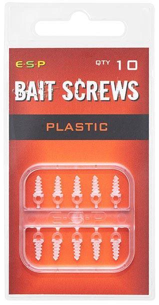 ESP Plastic Bait Screws 1